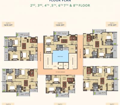 Signature-Residential-Apartments-2-8 Floor